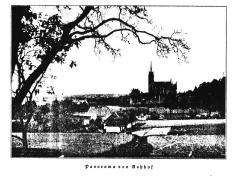Alte Ansichten von Rehhof / Ryjewo