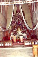Kath. Kirche - Altarraum