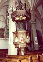 Kath. Kirche - Kanzel