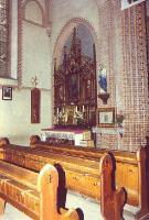 Kath. Kirche - linkes Seitenschiff