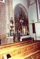 Kath. Kirche - rechtes Seitenschiff