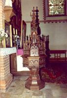 Kath. Kirche - Taufstein