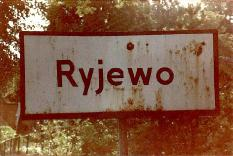 Ortseingangsschild Rehhof
