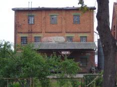 die Mühle von damals und heute